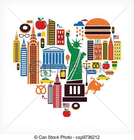 New York clipart-New York clipart-10