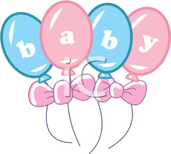 New Baby Clipart - Baby Balloons   New B-New Baby Clipart - Baby Balloons   New Baby Clipart   Pinterest   New babies, Balloons and Baby balloon-15