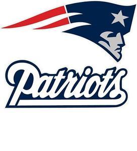 La foto se está cargando New-England-Patriots-cornhole-board-decal-1-set-