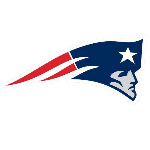 New England Patriots Logo .-New England Patriots Logo .-4