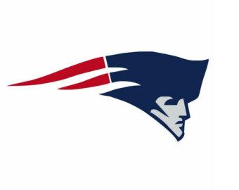 New England Patriots SVG, Fußball, Logo-New England Patriots SVG, Fußball, Logo-Dateien mit Ebenen - machen Ihr eigenes Print Cut Crafts, Shirts, Wandkunst, Aufkleberbogen, ECT-13