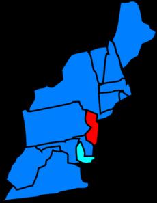 New Jersey Clip Art
