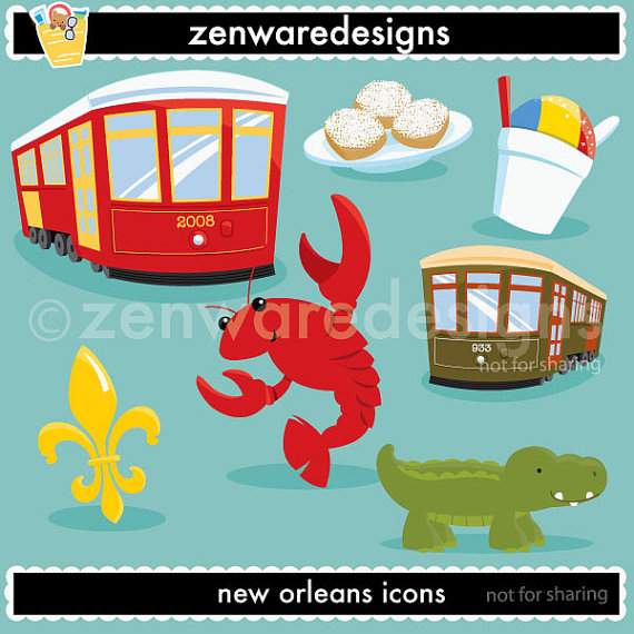 New Orleans Clipart