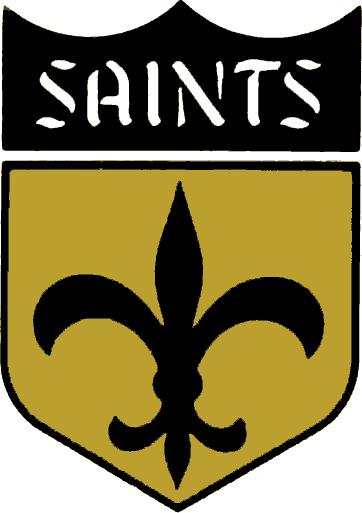 New Orleans Saints alternate .