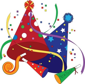 New Year Clip Art Images New  - Free New Year Clip Art