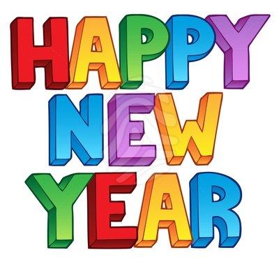 Happy New Year 2018 Clipart-Happy New Year 2018 Clipart-8