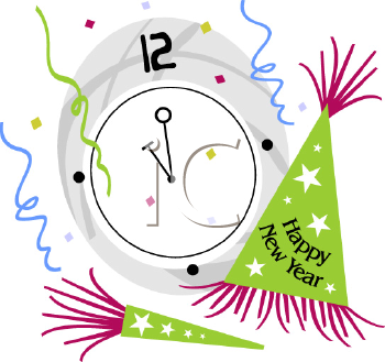 New Year S Eve Hat Clipart Cliparthut Free Clipart