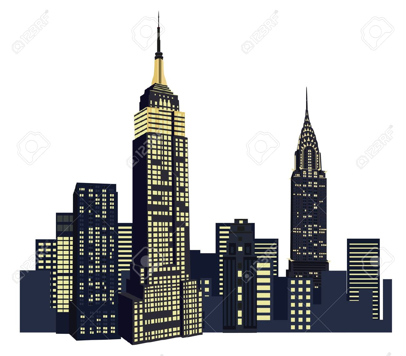 New york city skyline . 59991fbbc3fd5018dd5e21681c3287 .