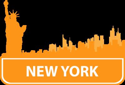 New York City Skyline Clip Art-New York City Skyline Clip Art-3