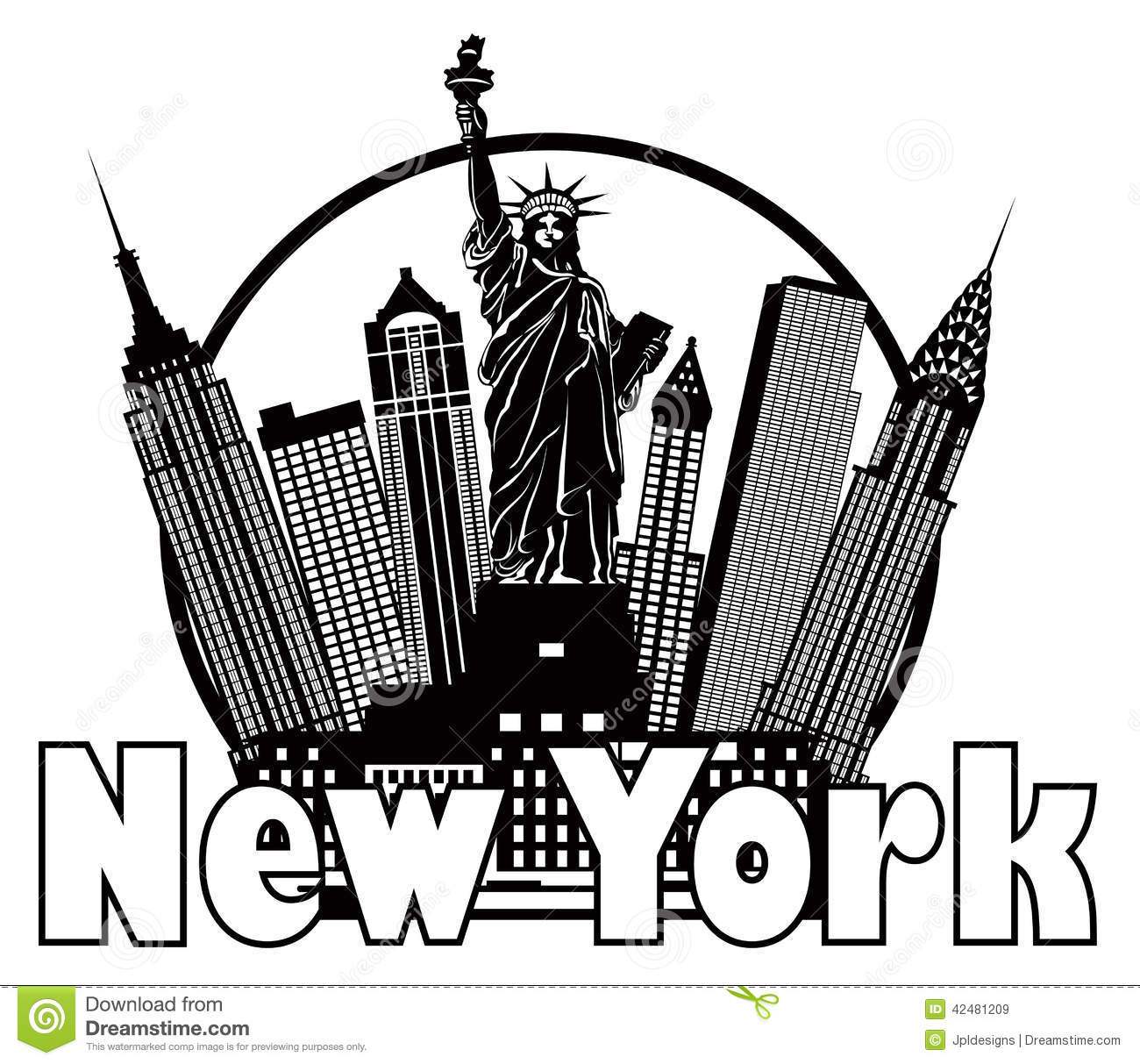 New York Clip Art Images .
