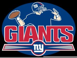 New York Giants Helmet Clipart Image-New York Giants Helmet Clipart Image-1