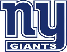 New York Giants NY Logo Window Wall Deca-New York Giants NY Logo Window Wall Decal Vinyl Car Sticker Any .-2
