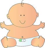 Newborn Baby Clip Art Vector Graphics 72-Newborn Baby Clip Art Vector Graphics 7252 Newborn Baby Eps Clipart-9