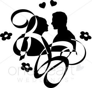 Newlywed Clipart
