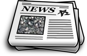 Newspaper Clip Art-Newspaper Clip Art-12