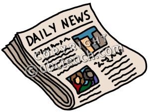 Newspaper Clip Art-Newspaper Clip Art-15