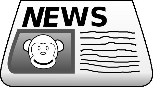 Newspaper Clip Art-Newspaper Clip Art-17