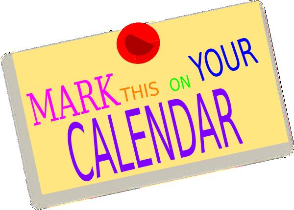 Newspaper Mark The Date Clip Art At Vector Clip Art u0026middot; Calendar Of Events u0026middot; «
