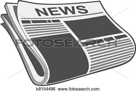 Newspaper vector-Newspaper vector-10