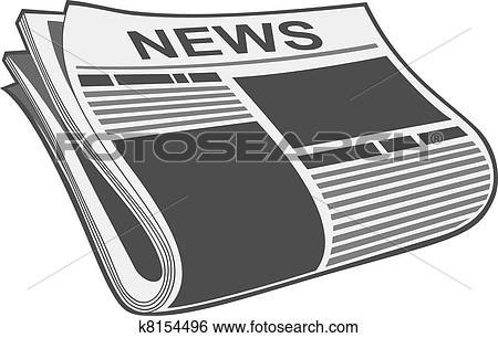 Newspaper Vector-Newspaper vector-11