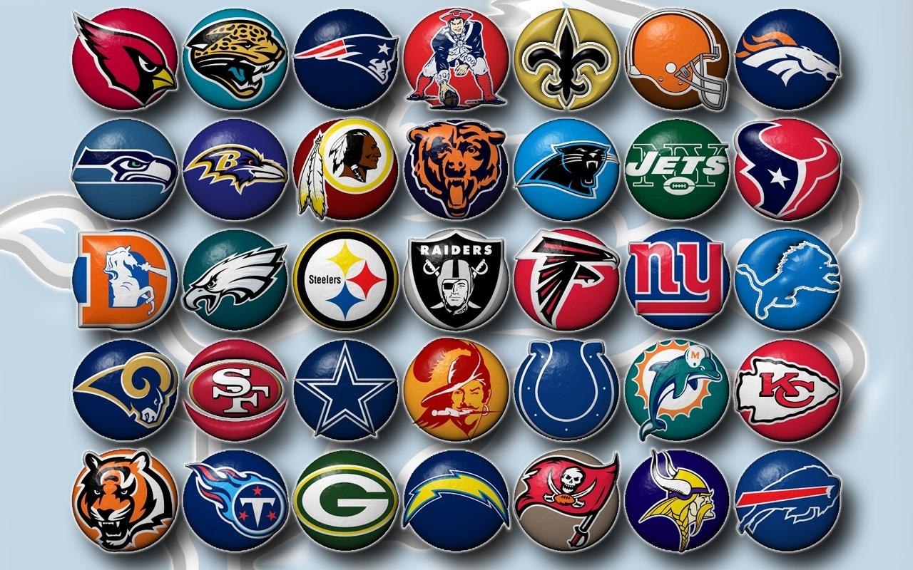 Nfl football teams, Football  - Nfl Team Logos Clip Art