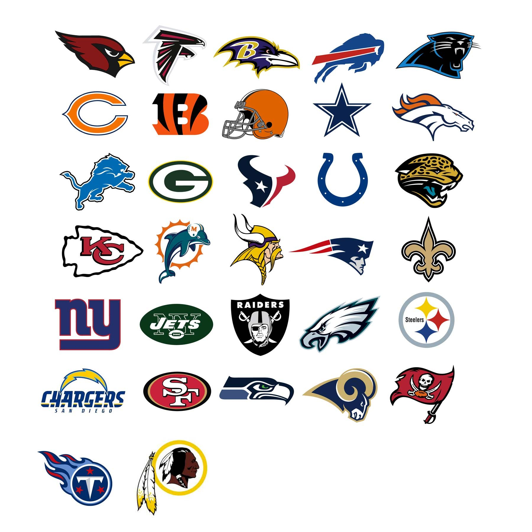 Nfl Shield Logo Clipart Best