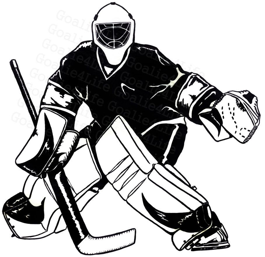 Tested Drawings Of Hockey Players Free Images Clipart Recherche Google  Pinterest