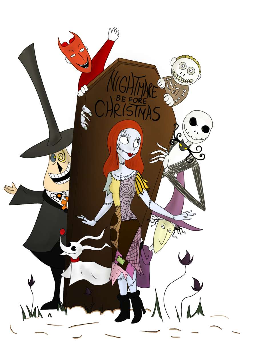 Nightmare Before Christmas Clipart ... Nightmare before .