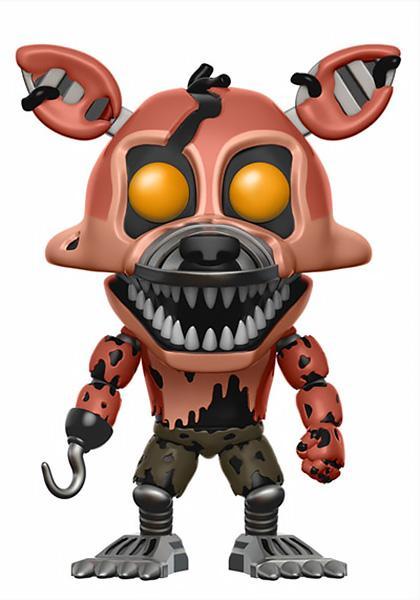 Vinyl Figure: Nightmare Foxy] ClipartLoo-Vinyl Figure: Nightmare Foxy] ClipartLook.com -20