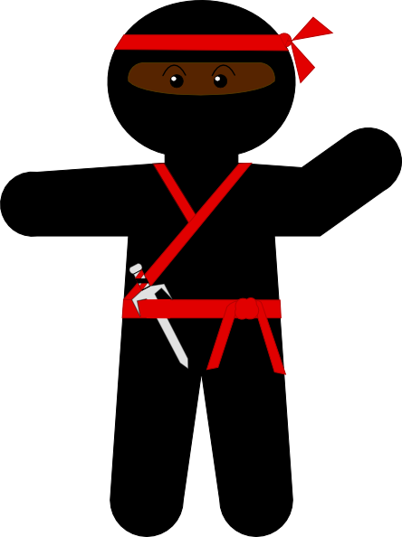Ninja Clipart-Ninja Clipart-10