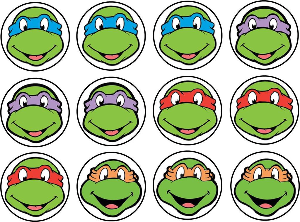 ... Ninja Turtle Faces - ClipArt Best ...