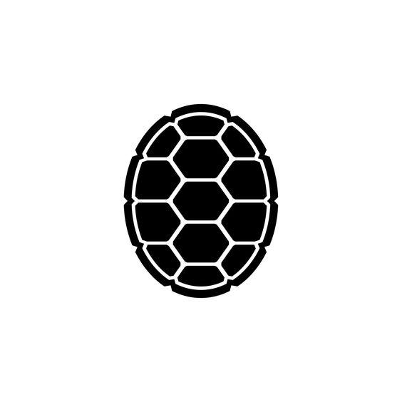 Ninja Turtle Shell Clip Art Clipart - Free Clipart