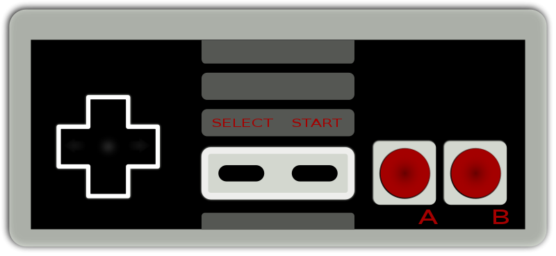 Nintendo Clipart-Clipartlook.com-800