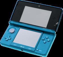 Blue Nintendo Ds Clipart #1