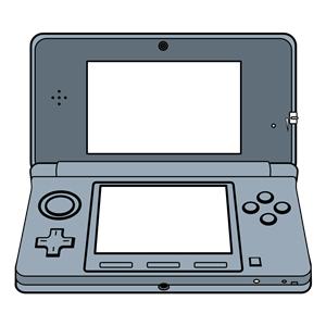 Clip Art Nintendo 3ds Clipart #1