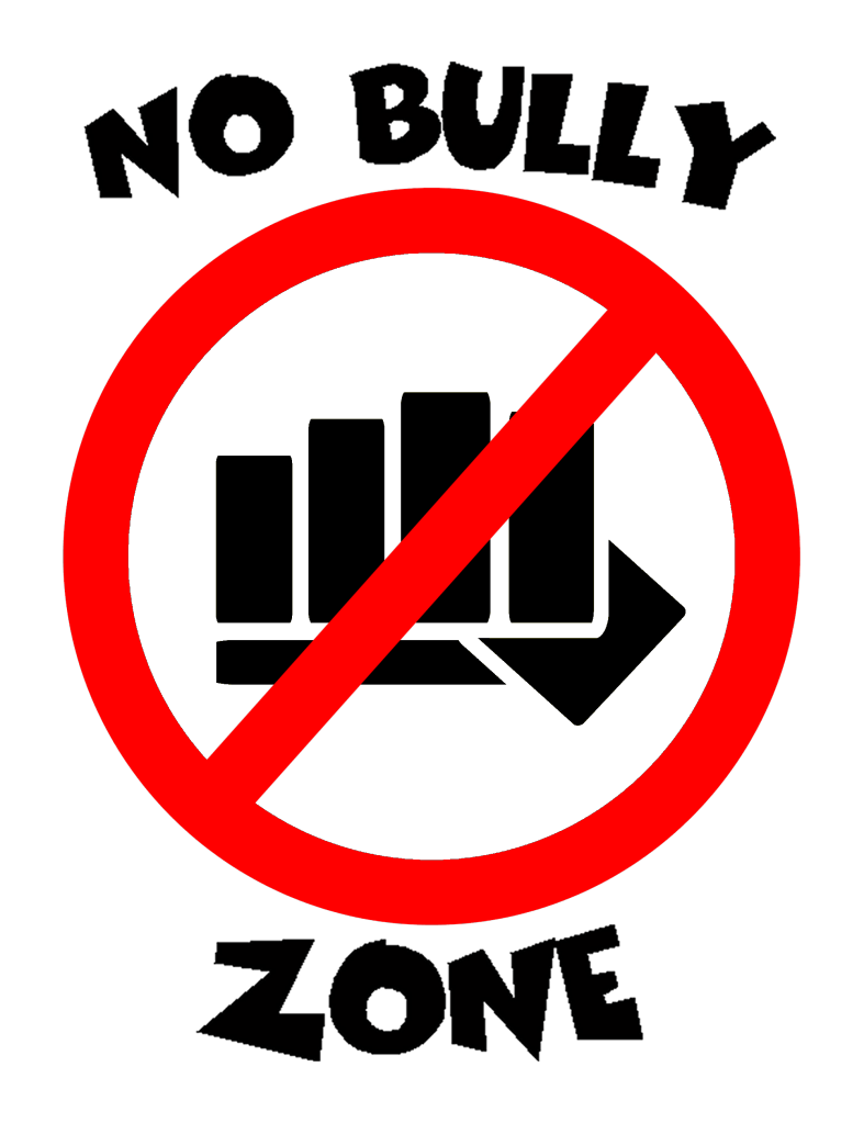No Bullying Signs Clipart Best-No Bullying Signs Clipart Best-12