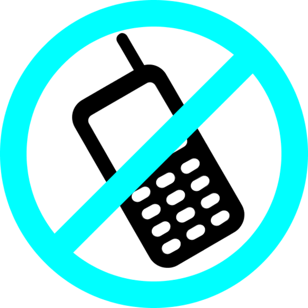 No cell phone clipart free .-No cell phone clipart free .-7