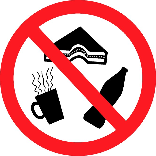 No Food And Drink Sign Wine Zimbio Clipart Best Clipart Best