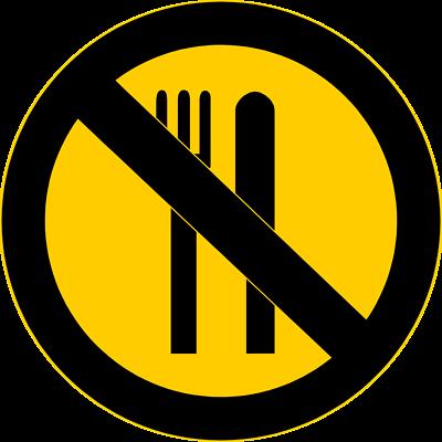 No Food Clipart No Food Clip  - No Food Clipart