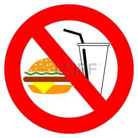 no food: No food or drink alo - No Food Clipart