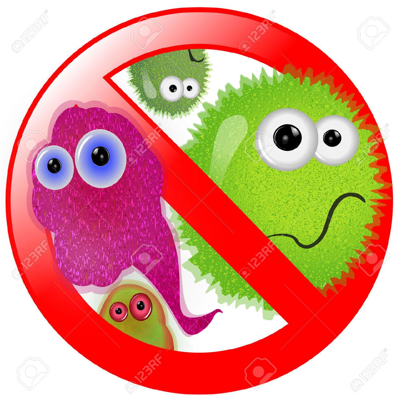 No Germs Clipart #1-No Germs Clipart #1-7