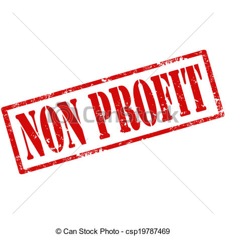 Non Profit-stamp - csp19787469