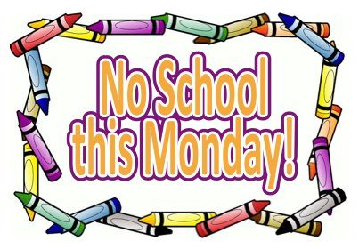 no-school-in-spanish-clipart- - No School Clipart