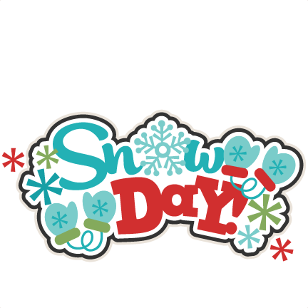 No School Snow Day Clipart. l - Snow Day Clip Art