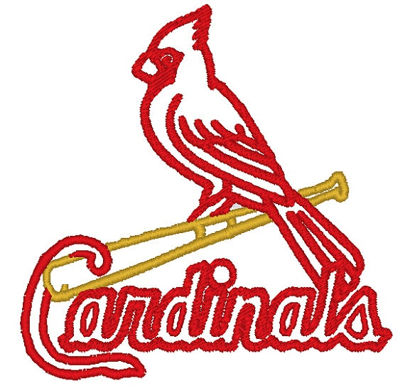 No Wait Instant Download St Louis Cardinals Baseball Logo Bird Machinu2026 St Louis Cardinals Clip Art ...