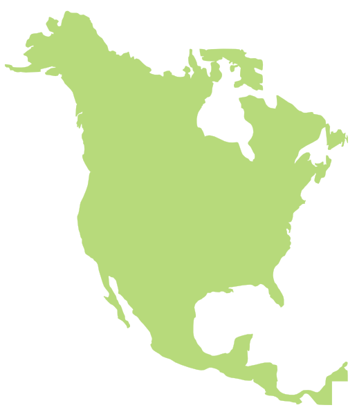 North America Clip Art At ..