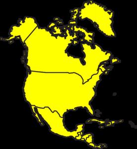 North America Clip Art-North America Clip Art-10