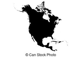 North America Stock Illustrationby ...