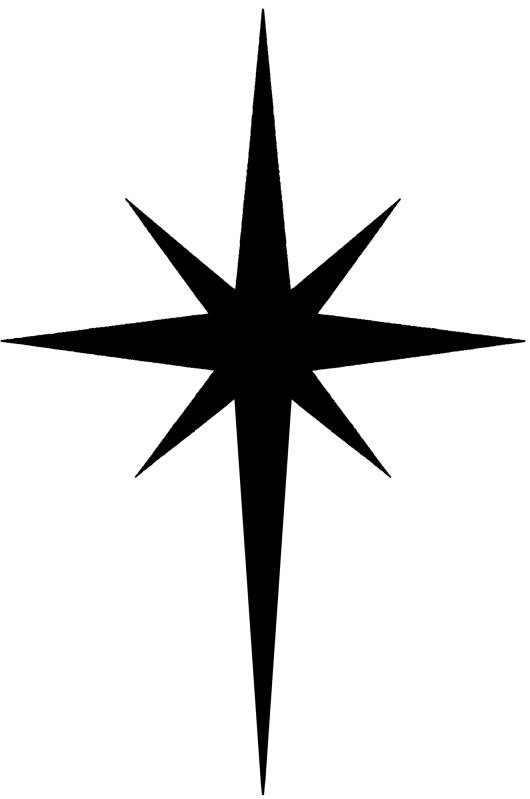 North Star Clip Art Cliparts Co-North Star Clip Art Cliparts Co-7