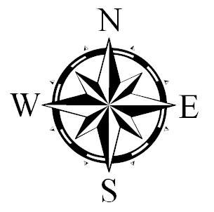 Northarrow Image - Vector Clip Art Onlin-Northarrow image - vector clip art online, royalty free public. Images For Simple North Arrow Vector-15